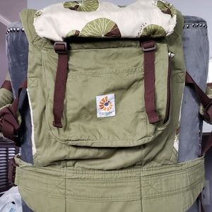 Other - ergo organic baby carrier